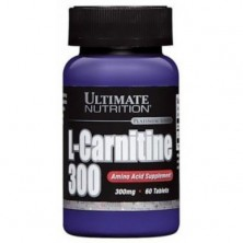 Ultimate-Nutrition L-Carnitine 300mg USP 60tab