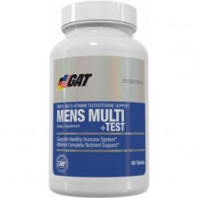 GAT Mens Multi+Test 60tab