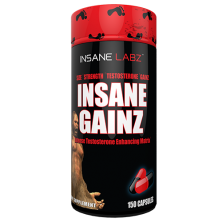 Insane Labz Insane Gainz 150caps