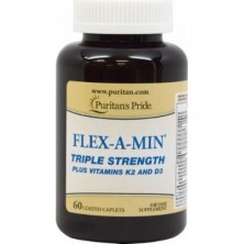 Puritan's Pride Flex-A-Min Triple Strength 60ct