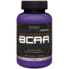 Branched Chain Amino Acids 500 mg 120 caps