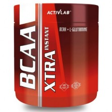 Activlab BCAA XTRA+L-GLUTAMINE 500g (Orange, Kivi, Cherry, Lemon)