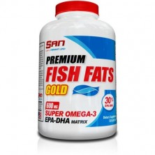 San Premium Fish Fats Gold 60caps