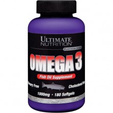 Ultimate Nutrition Omega 3 18:12 180soft