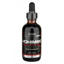 Ultimate Nutrition Liquid Yohimbe Extract 60ml
