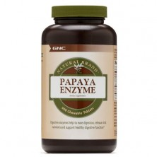 GNC Papaya Enzyme 600tab
