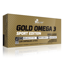 Gold Omega 3 SPORT (120caps) Olimp