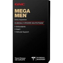 GNC Mega Men 90 caps