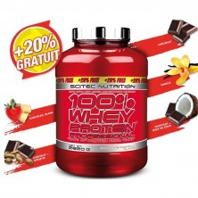 100% Whey Protein Professional 2820g Scitec Nutrition