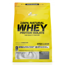 100% Natural Whey Protein Isolate 600 g OLIMP
