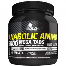 Anabolic Amino 9000 300 tablets Olimp