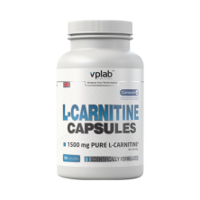 VP Lab L-Carnitine 1500	90 caps