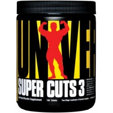 Super Cuts 3 130 tabl UNIVERSAL NUTRITION