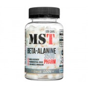 MST Beta-Alanine Pharm 120 caps