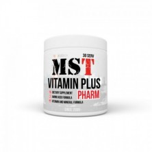 MST Vitamin Plus Powder LEMON (30 порций)