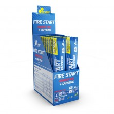 Fire Start Energy Gel+Caffeine 20 stick Olimp