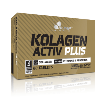 Здоровье и долголетие Kolagen Activ Plus Sport Edition 80 tab Olimp в Украине фото