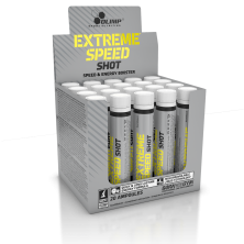 Extreme Speed Shot Ampoule 20х25ml Olimp