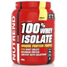 100% Whey Isolate 900g Nutrend