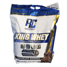 King Whey 10Lb/4540g Ronnie Coleman