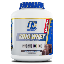 King Whey 5lb/2270g Ronnie Coleman