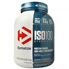 ISO•100 Whey Hydrolyzed 1300g Dymatize