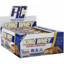 King Whey Protein Crunch Bar Cup 57g