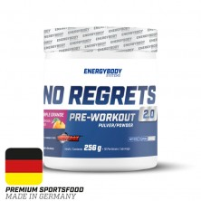 No Regrets Blue Rapsberry 320g Energybody