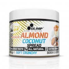 Almond Coconut Spread soft crunchy 300g Olimp
