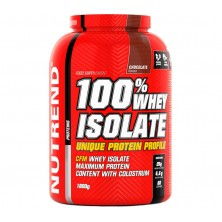 100% Whey Isolate 1800g Nutrend