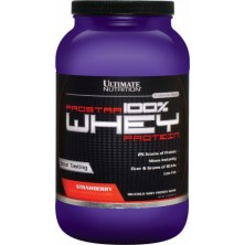 Prostar Whey 900 g Ultimate Nutrition