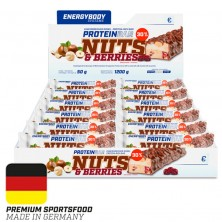 Protein Bar Nuts&Berries 24x50g Energybody
