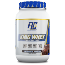 King Whey 2,2 lbs/990g RCSS