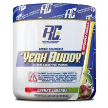 Yeah Limeade 8 oz/240g Ronnie Coleman