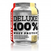 Deluxe 100% Whey Protein 900g Nutrend