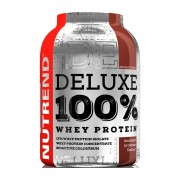 Deluxe 100% Whey Protein 2250g Nutrend