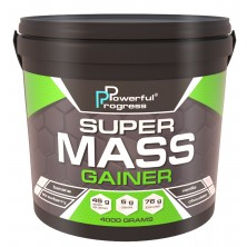 Super Mass Gainer	4kg Powerful Progress