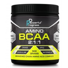 BCAA 2:1:1	500 g Powerful Progress
