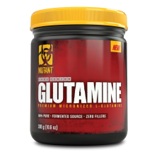 PVL Glutamine 300 g unflavored Глютамин