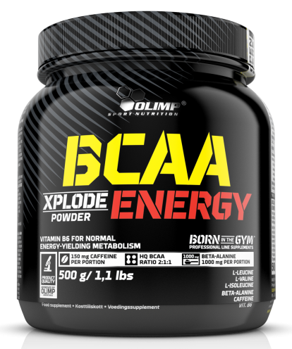 БЦАА (BCAA)  BCAA Energy (500g) Olimp в Украине фото