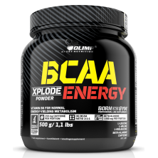 BCAA Energy (500g) Olimp