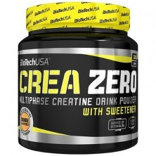 BiotechUSA Crea ZERO	Orange 320 g