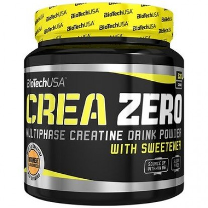 Креатины/creatine BiotechUSA Crea ZERO	Orange 320 g в Украине фото