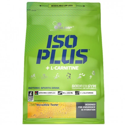 Л-Карнитин (L-Сarnitine)  Iso Plus 1500 g Olimp  в Украине фото