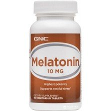 GNC Melatonin 10 60 caps