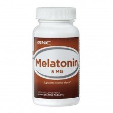 GNC Melatonin 5 60 caps