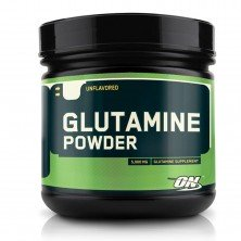 glutamine 600g optimum nutrition