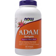 ADAM MALE MULTI 180 softgel now