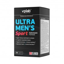 Ultra Men's Sport (90 caps) Vp Lab