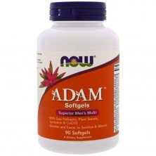 ADAM MALE MULTI 90 softgel now